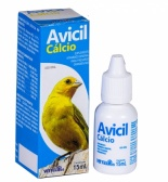 Avicil Cálcio 15 mL