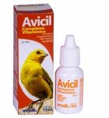 Avicil Complexo Vitamínico 15 mL