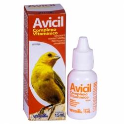 Avicil Complexo Vitam�nico 15 mL
