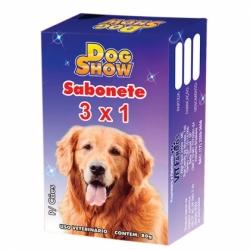 Sabonete 3x1 Dog Show 80g