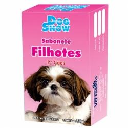 Sabonete Filhotes Dog Show 80g