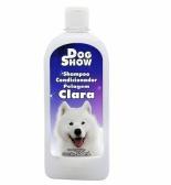Shampoo Condicionador Pelagem Clara Dog Show