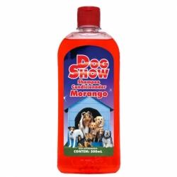 Shampoo Condicionador Morango Dog Show