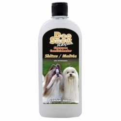 Shampoo Condicionador Shitzu / Malt�s Dog Show Ra�as