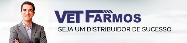 Seja um distribuidor Vet Farmos
